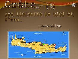 diaporama pps Crète 2 Héraklion
