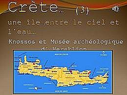 diaporama pps Crète 3 – Knossos et musée
