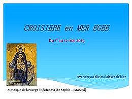 diaporama pps Croisière en mer Egée 2