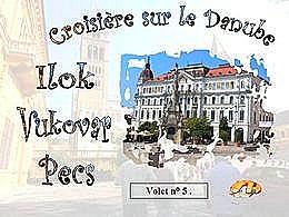 diaporama pps Croisière sur le Danube volet 5