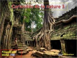 diaporama pps Curiosités de la nature 3