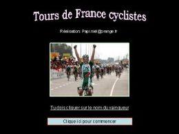 diaporama pps Cyclisme