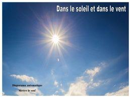diaporama pps Dans le soleil et dans le vent