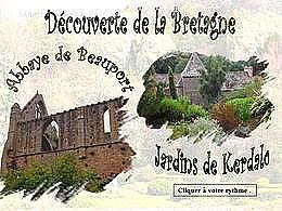 diaporama pps Découverte de la Bretagne