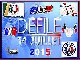 diaporama pps Défilé 14 Juillet 2015