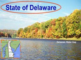 diaporama pps Delaware USA Widescreen