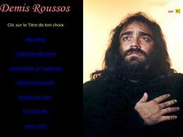 diaporama pps Demis Roussos III