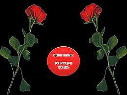 diaporama pps Des fleurs pour mes amis
