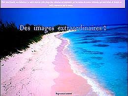 diaporama pps Des images extraordinaires 2