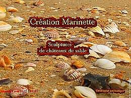 diaporama pps Des sculptures de châteaux de sable