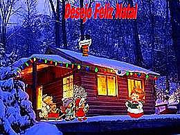 diaporama pps Desejo Feliz Natal