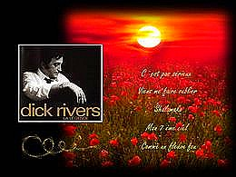 diaporama pps Dick Rivers