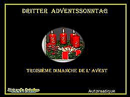 diaporama pps Dritter Adventssonntag