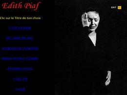 diaporama pps Edith Piaf VI