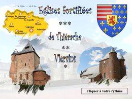 diaporama pps Eglises fortifiées de Thiérache