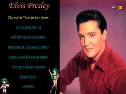 diaporama pps Elvis Presley II
