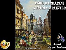 diaporama pps Emil Barbarini Austrian Painter