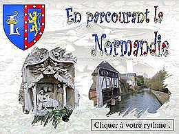 diaporama pps En parcourant la Normandie