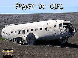 diaporama pps Epaves du ciel