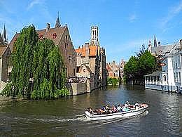 diaporama pps Escapade à Bruges