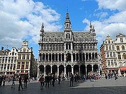 diaporama pps Escapade à Bruxelles 1