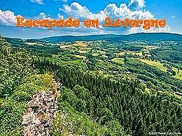 diaporama pps Escapade en Auvergne