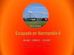 diaporama pps Escapade en Normandie 4