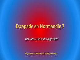 diaporama pps Escapade en Normandie 7