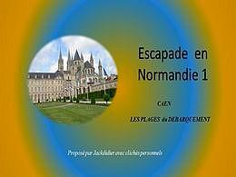 diaporama pps Escapade en Normandie 1