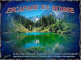 diaporama pps Escapade en suisse