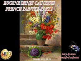 diaporama pps Eugène Henri Cauchois French Painter Part 1