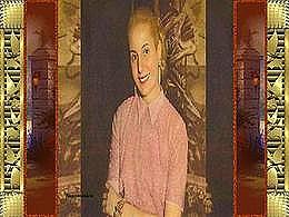 diaporama pps Evita Perón