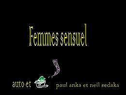 diaporama pps Femmes – Pps Sensuel