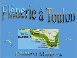 diaporama pps Flânerie à Toulon