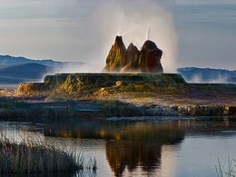 diaporama pps Fly Geyser