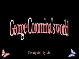 diaporama pps George Corominas World