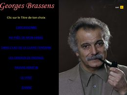 diaporama pps Georges Brassens IV