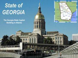 diaporama pps Georgia USA