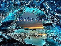 diaporama pps Glacier cave