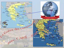 diaporama pps Grèce terrestre