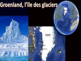 diaporama pps Groenland île des glaciers