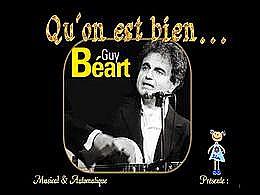 diaporama pps Guy Béart – Qu'on est bien