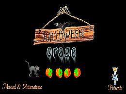 diaporama pps Halloween l'orage 2015