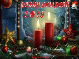 diaporama pps Happy new year 2015