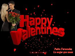 diaporama pps Happy Valentines Day