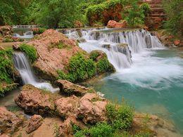 diaporama pps Havasu falls USA