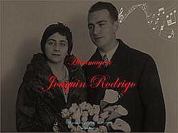 diaporama pps Hommage à Joaquín Rodrigo