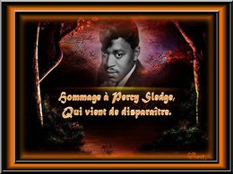 diaporama pps Hommage à Percy Sledge