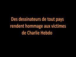 diaporama pps Hommage aux victimes de Charlie Hebdo