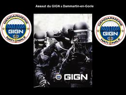 diaporama pps Hommage au GIGN
